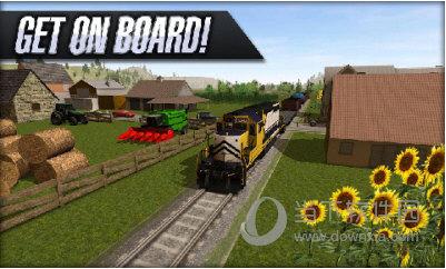 火车司机15修改版 V1.3.4 安卓版截图2