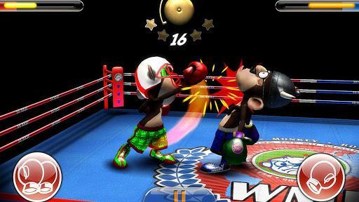 猴子拳击破解版 V1.05 安卓版截图4