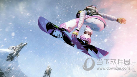 极限滑雪SSX无限金币