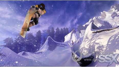 极限滑雪SSX无限金币 V0.0.8430 安卓版截图4