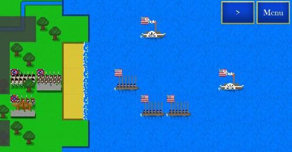 像素兵团南北战争中文版 V1.0 安卓版截图1