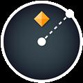 旋转半径破解版 V1.0.0 安卓版