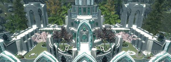 上古卷轴5精灵城堡MOD