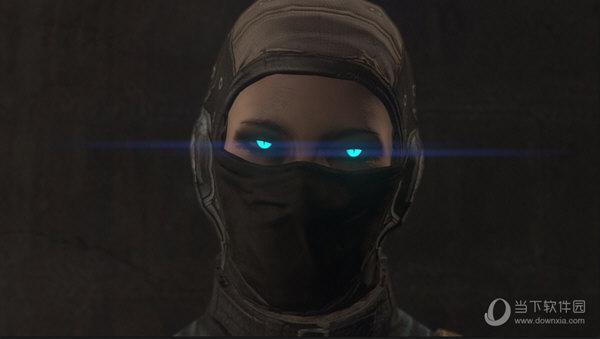 辐射4会发光的眼睛mod