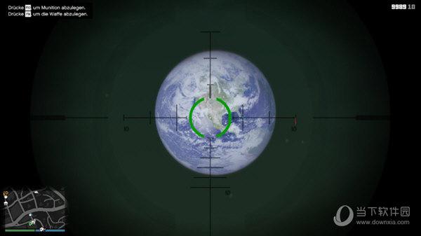gta5地球版月亮mod