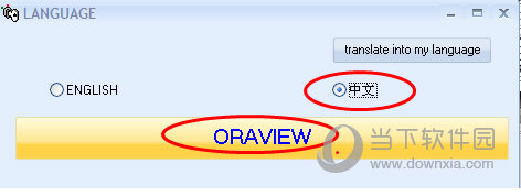 ORAVIEW