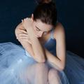 芭蕾舞女生唯美写真win7主题 免费版