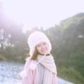 可爱少女日系写真win7主题 免费版