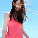 海边清新美女win7主题 免费版