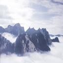 西岳华山壮丽风景xp主题 免费版