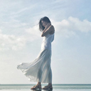 高圆圆翡诺岛写真Win7主题 免费版