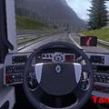 欧洲卡车模拟2内部360角度MOD V1.0 绿色免费版