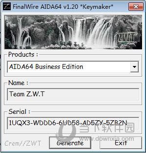 aida64注册机