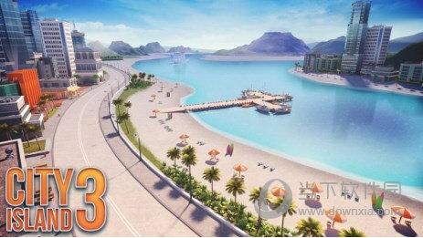 城市岛屿3建筑模拟无限金币