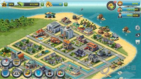 城市岛屿3建筑模拟修改版