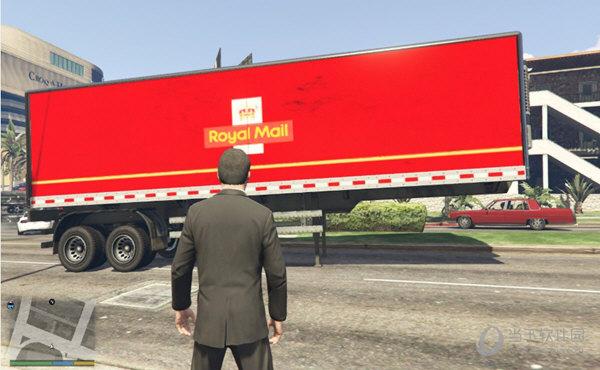 gta5更多卡车广告mod