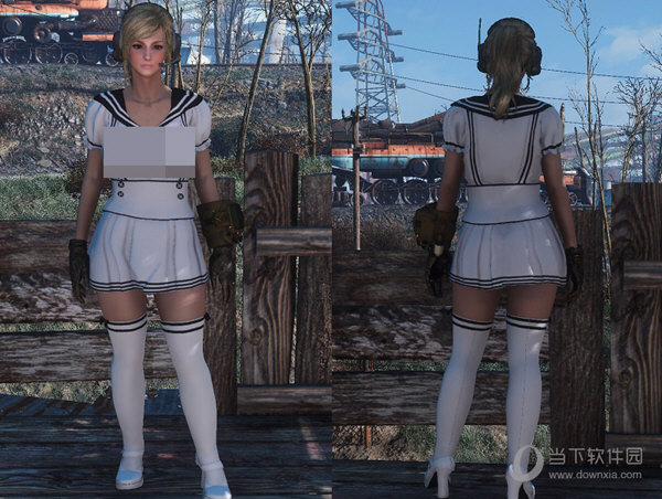 辐射4水手服mod