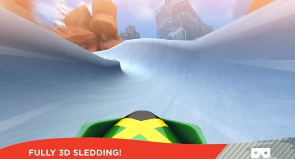 有舵雪橇VR游戏 V1.0 安卓版截图4