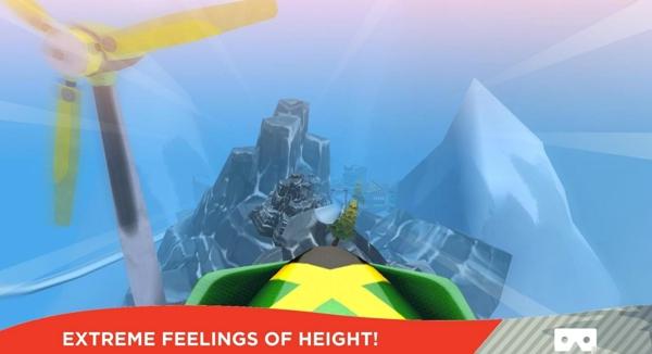 有舵雪橇VR游戏 V1.0 安卓版截图3