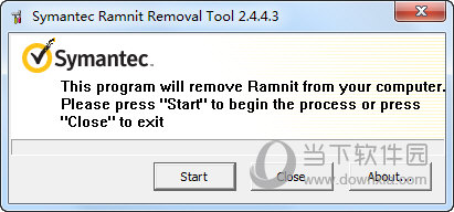 Symantec Ramnit Removal Tool