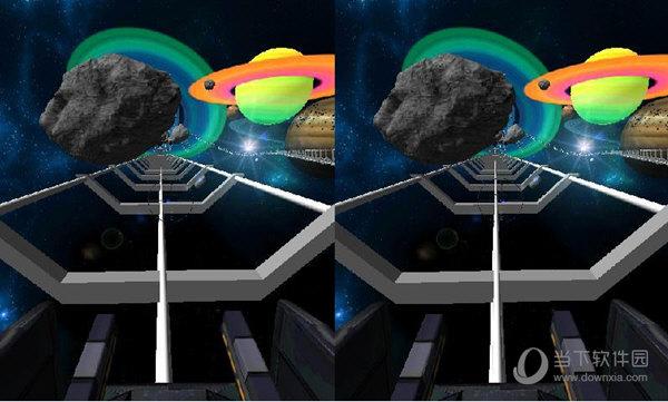 太空过山车VR游戏