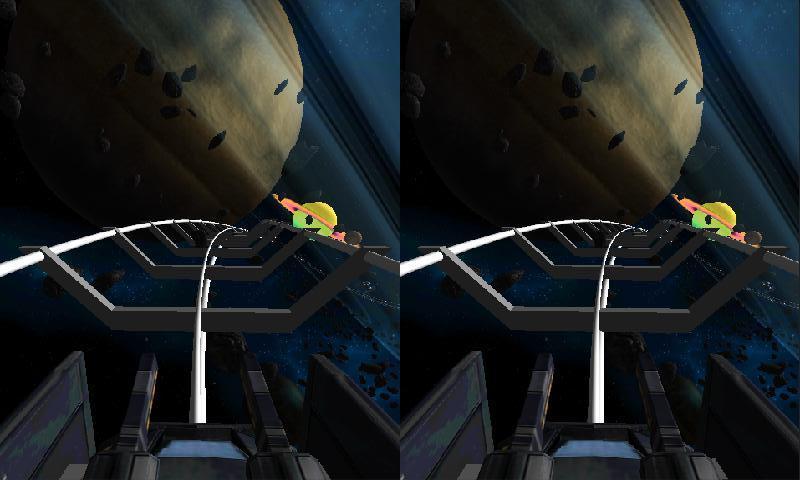 太空过山车VR游戏 V2.0 安卓版截图3