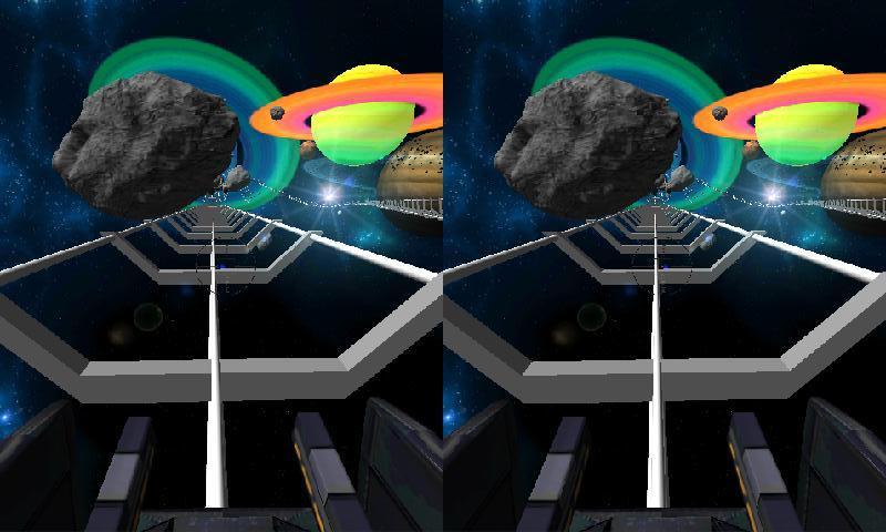 太空过山车VR游戏 V2.0 安卓版截图2