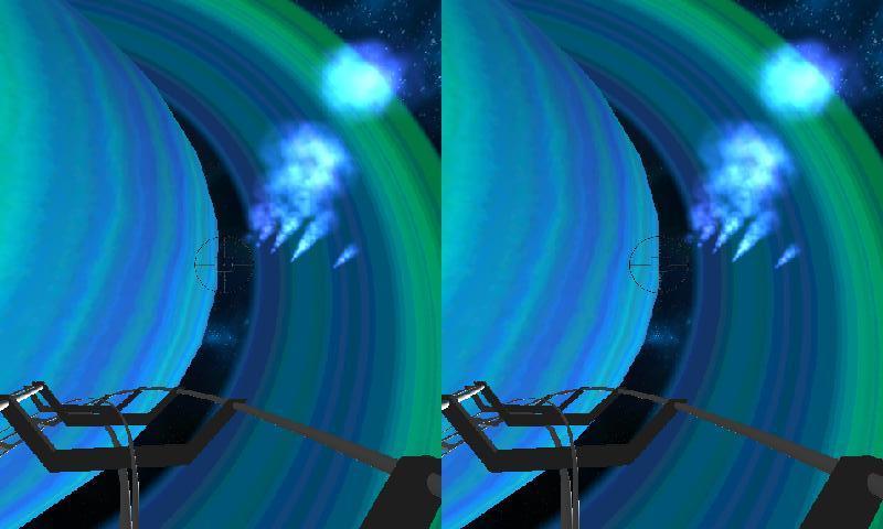 太空过山车VR游戏 V2.0 安卓版截图1