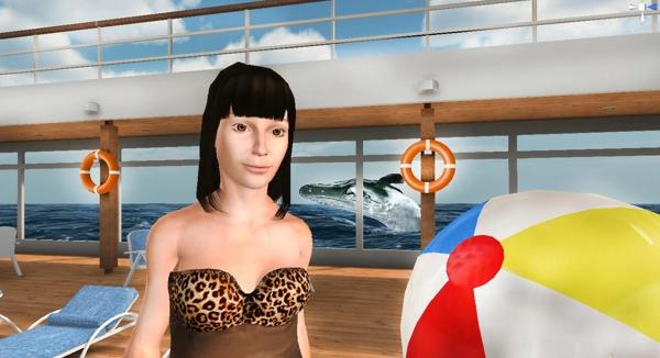 VR真实社交游戏 V1.2 安卓版截图5