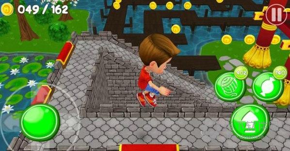 森林迷宫游戏无限钻石版