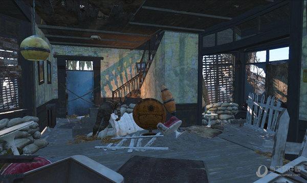 辐射4波士顿室内空间计划mod