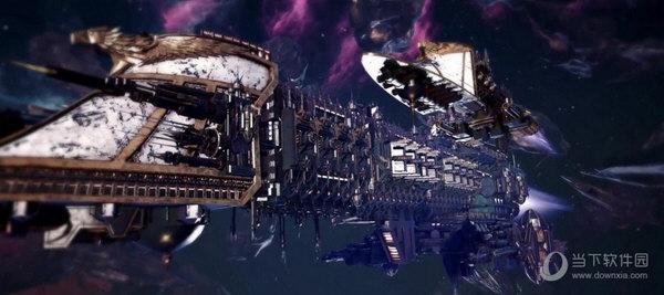 哥特舰队阿玛达帝国混沌兽人战舰解锁存档