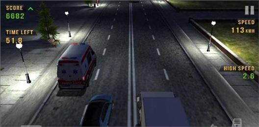 公路飙车修改版 V2.3 安卓版截图4