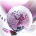 淡雅精致紫色商务主题PPT模板 免费版