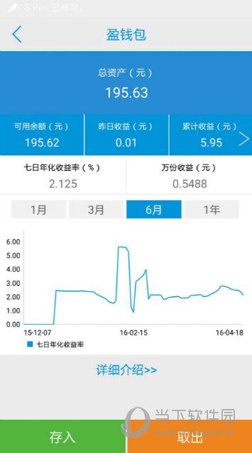 前海联合基金 V1.1.4 安卓版截图3