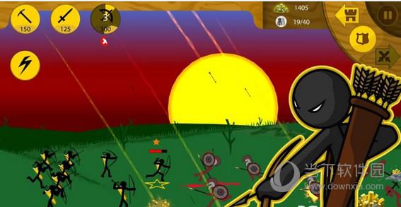 火柴人战争遗产无限钻石 V1.3.24 安卓版截图2