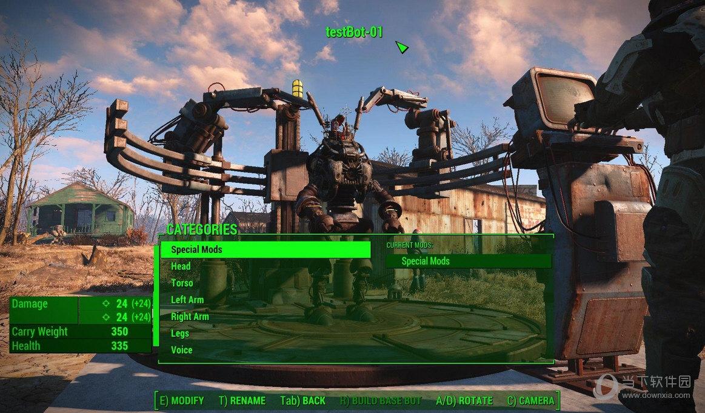 辐射4无限机器人随从MOD