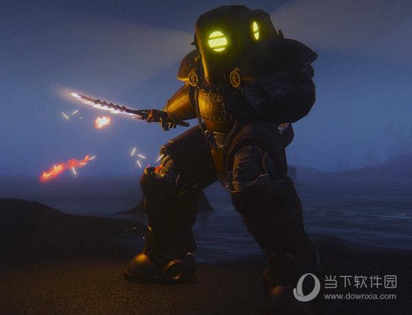 辐射4生化起兵动力甲MOD