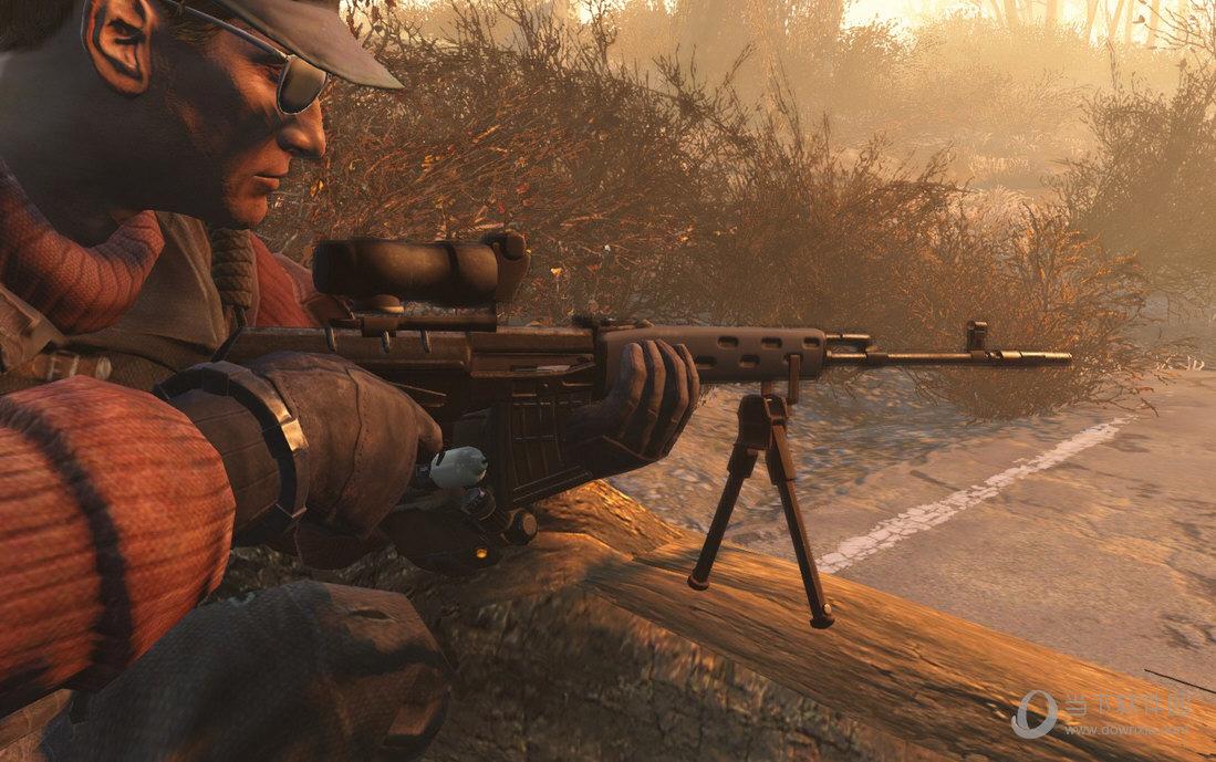 辐射4德拉甘诺夫狙击步枪MOD