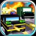 像素道路冲击:疯狂赛场无限金币 V1.0.1 安卓版