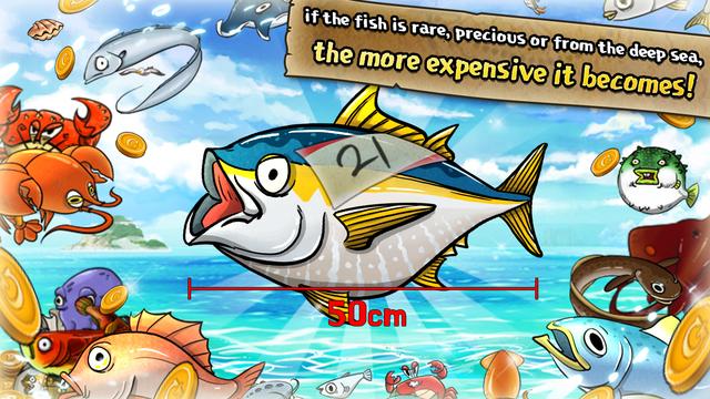 渔民的冒险破解版 V1.3 安卓版截图3