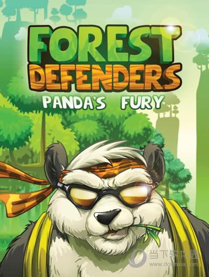 森林防御:熊猫的愤怒无限金币 V1.0 安卓版截图1