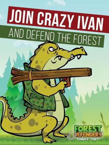 森林防御:熊猫的愤怒无限金币 V1.0 安卓版截图4