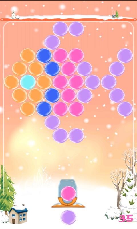 雪中泡泡龙 V2.0.15 安卓版截图4