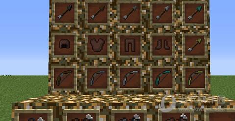 我的世界1.7.10弓箭改革MOD