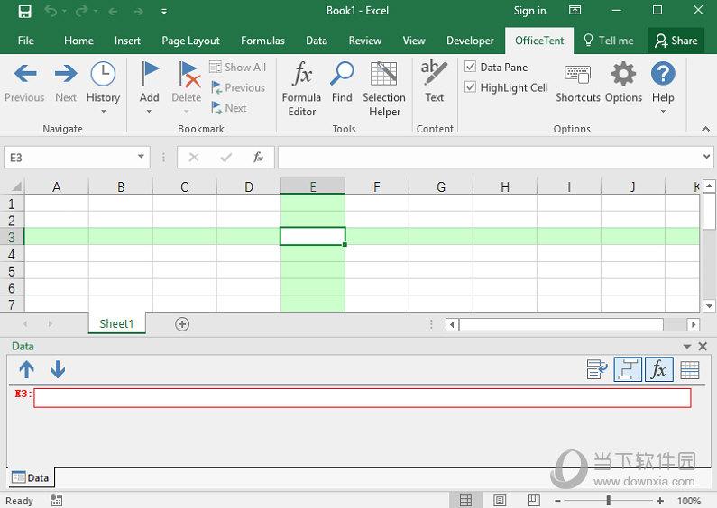OfficeTent Excel助手