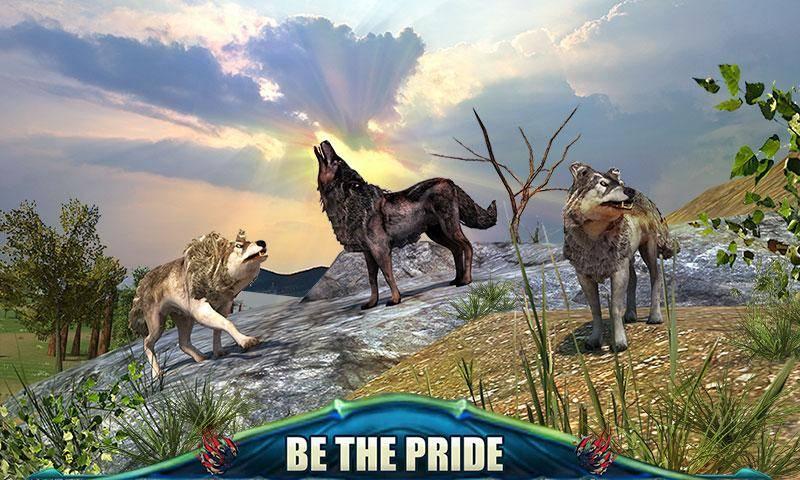 终极狼冒险3D修改版 V1.1 安卓版截图1