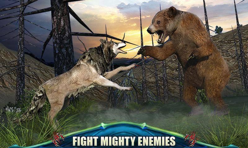 终极狼冒险3D修改版 V1.1 安卓版截图4