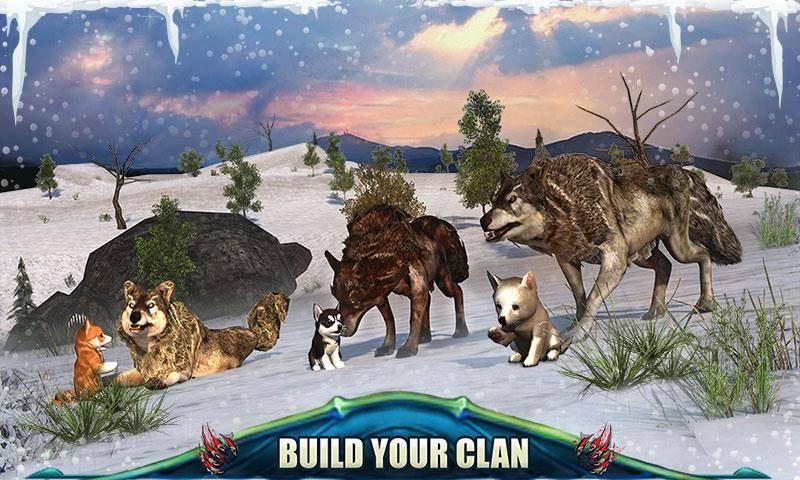 终极狼冒险3D修改版 V1.1 安卓版截图2