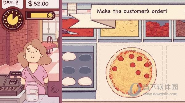 美味的比萨游戏